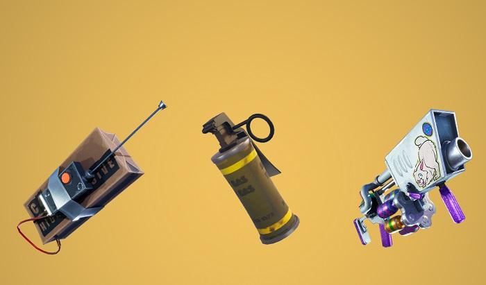 Оружие для взрыва