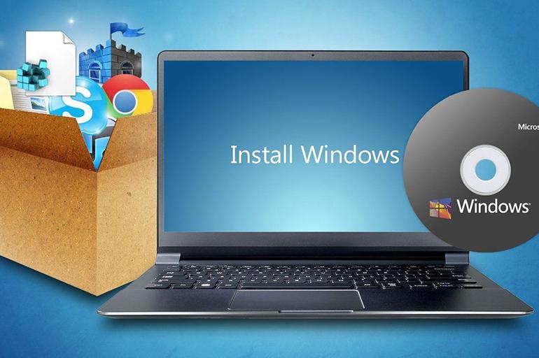 Текущая версия Windows