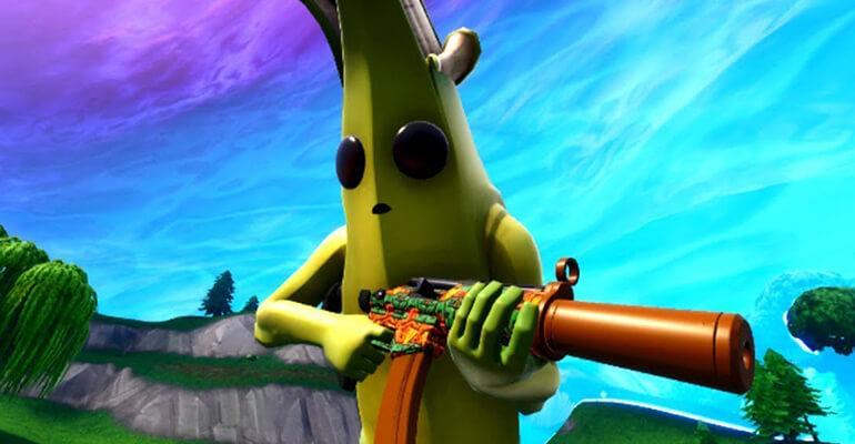 Банан Фортнайт