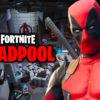 Скин Дэдпул в игре Fortnite: как получить бесплатно, пройти все задания, где найти пистолеты и вантуз