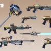 Все оружие Fortnite: полный список вооружения