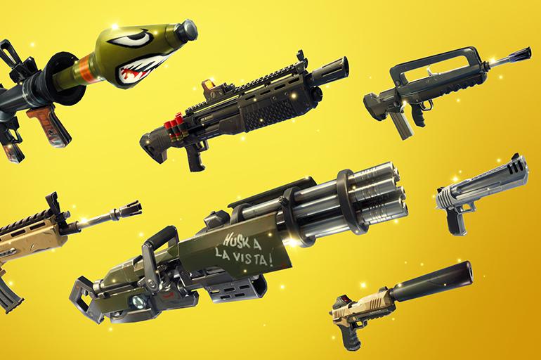 Разновидности пистолетов