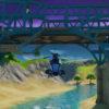 Карта где находятся все цветные стальные мосты в игре Fortnite