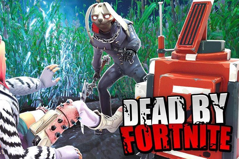 Dead by Fortlight IV: Halloween