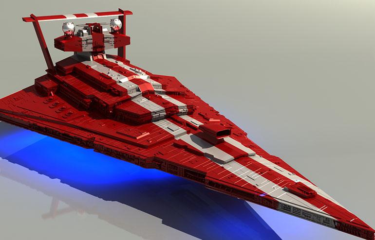 A Damn Star Destroyer