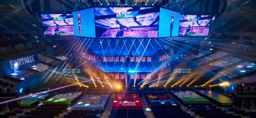 чемпионата мира по Fortnite в 2021