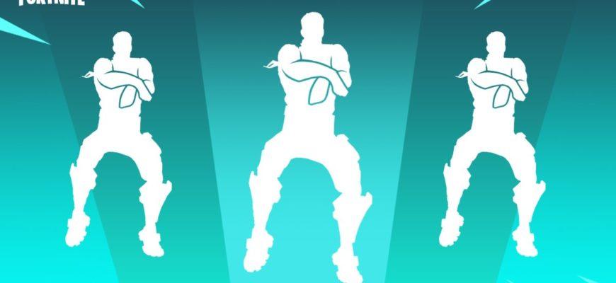 Gangnam Style Fortnite