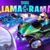 Fortnite и Rocket League вместе проведут межплатформенный ивент «Llama-Rama»