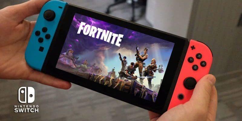Fortnite для Nintendo Switch повышает разрешение и производительность
