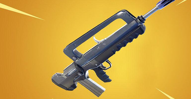 Механическое оружие Фортнайт