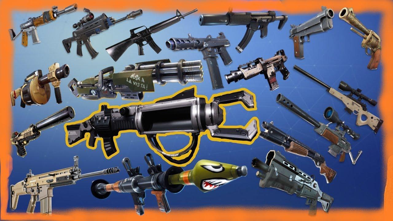 Оружие игры