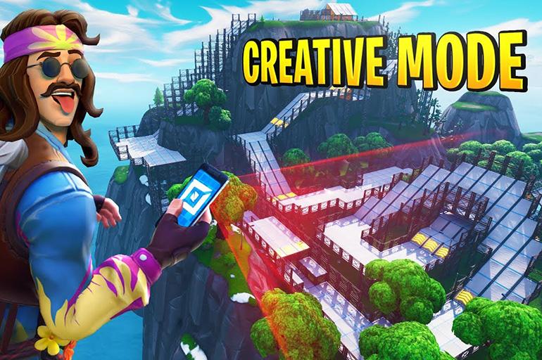 Творческий режим игры