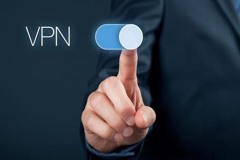 Отключение VPN